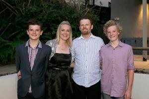 The Palonek Family